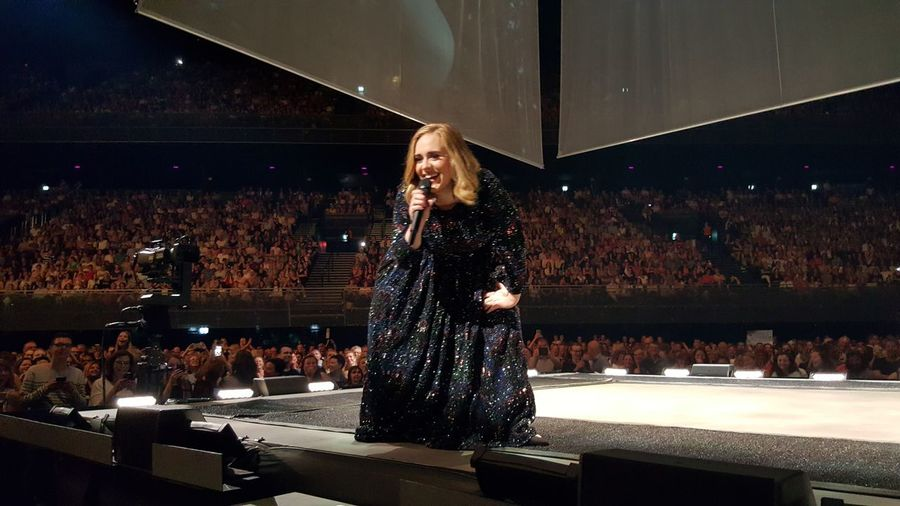 Adele. Such an