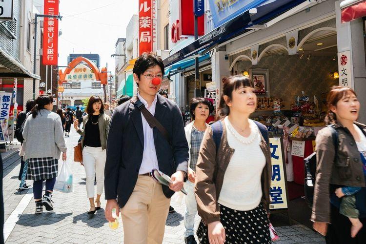 Japan Tokyo Koenji Streetphotography Battle Of The Cities