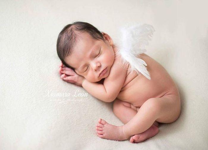 Pedacito de cielo 💫👼😻 Pequeñoshumanos Recuerdosconemocion Newbornphotographer