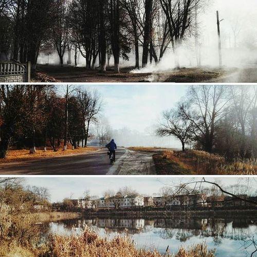 Очень душевно осенью отдохнули на моей второй родине😊 украина осень Instagood Instagram Instaphoto Instalike парк озеро Beautiful GoodTimes Природа дружба
