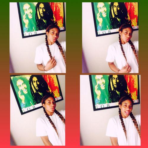 Bob Marley Jahlove Selfies