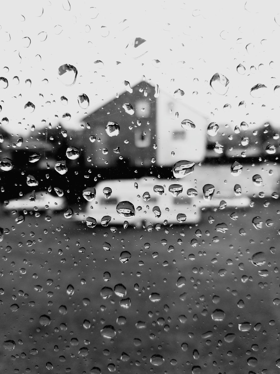 drop, wet, window, rain, raindrop, no people, full frame, backgrounds, water, rainy season, close-up, day, outdoors, nature, sky, building exterior, architecture