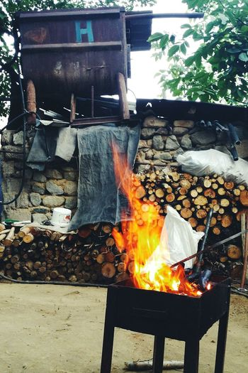 EyeEm Nature Lover Nature_collection Nature Barbecue Village Life Villagelife Openair Azerbaijan Unus