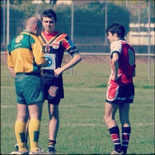 Toss début de match Roxv Rugby
