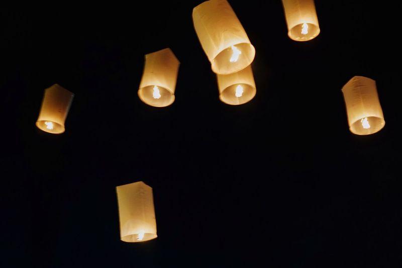 Lanterns Hope Illuminated Celebration Lantern Festival Hope Lantern
