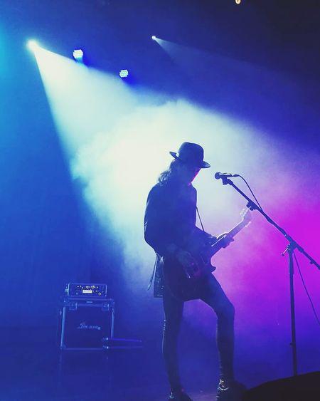 Trashcans Guitarist Musician Performance Group Electric Guitar Musical Instrument Rock Musician Nightlife Performance Live Event Pop Rock Concert Music Festival
