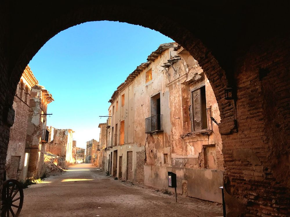 Architecture Built Structure Arch Old Ruin History Building Exterior Clear Sky first eyeem photo