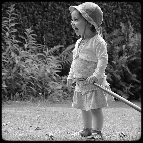 Child garden Outdoors
