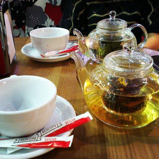 Разговор по душам...🍵🍨🍮🍰 Redcups Tea Talk Friends evening relax pacification autumn warm