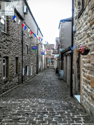 Built Structure Architecture The Way Forward Building Exterior Outdoors Sky Residential Building City Day No People Miles Away Miles Away Skipton Yorkshire