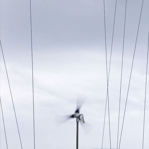 Full speed Clean Energy Environmental Conservation Wind Turbine Alternative Energy Wind Power Technology Windmill Renewable Energy Day Fuel And Power Generation Sky Low Angle View No People Outdoors Nature Industrial Windmill
