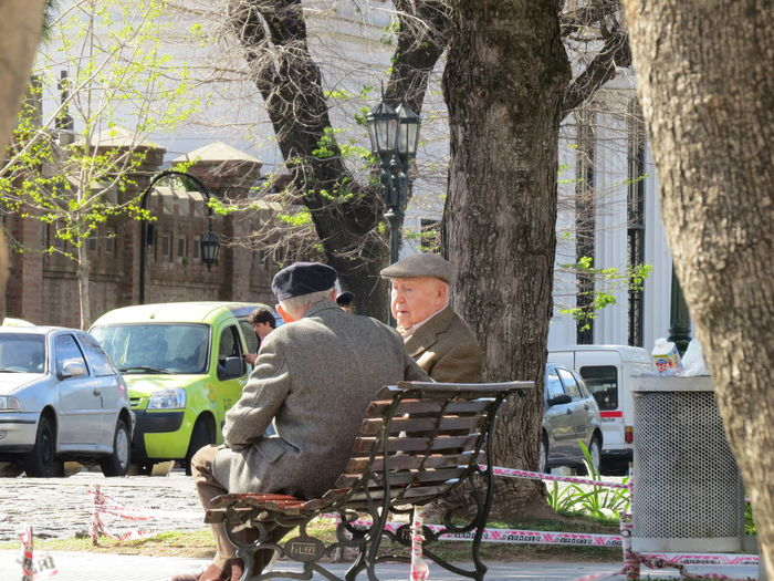 Argentina Buenos Aires Buenos Aires, Argentina  Buenosaires Friendship Lifestyles Men Relaxation Sitting Street Street Photography Streetphotography Travel The World