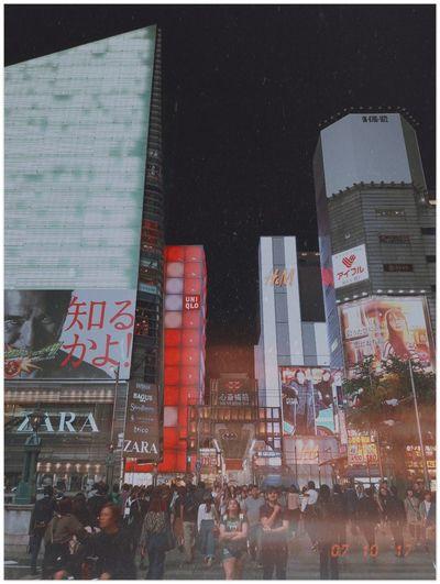 Japan Photography OSAKA 大阪 シルバーウィーク EyeEmNewHere 日本 Japan Shinsaibashi Shinsai-bashi 心斎橋 心斎橋筋 Film Photography Lost In The Landscape Colour Your Horizn