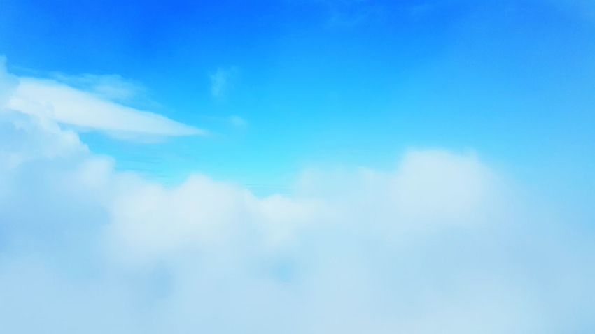Cloud - Sky Cloudscape Weather Sky Backgrounds Blue Nature Abstract Outdoors No People Cloud Soufriere Guadeloupe Gwadeloupe Gwada