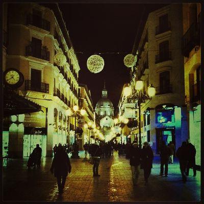 CalleAlfonso Zaragoza Igersaragon Igerszgz Nocturna