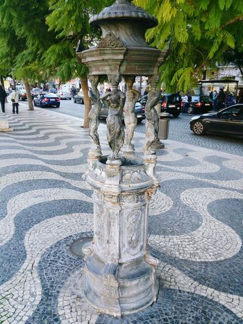 Lisboa Old School Praca De D. Pedro IV Babies