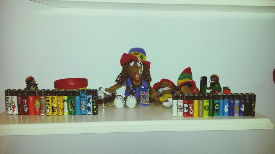 Clippers Clipper Collection Bob Marley Peluche Rastaman