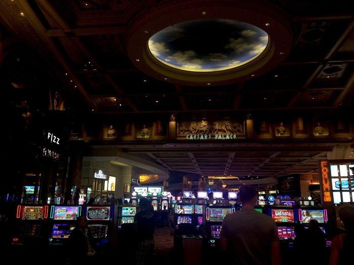 Lasvegas Nevada Caesarpalace Casino