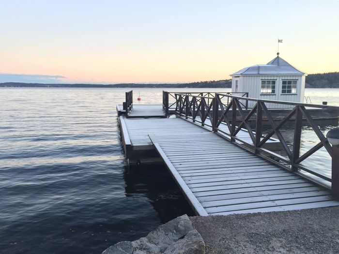 Frost Bridge Stockholm Archipelago Saltsjöbaden Vår Gård Showcase: November