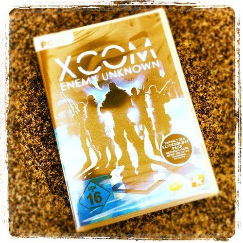 Yes Sir! #XCOM Enemyunknown Organisation Game Paramilitärisch Alien 2kgames DVD Außerirdische Strategy Eliteunit Xcom Ausserirdische Computergame Strategie Computerspiel Firaxis Spiel Paramilitary Eliteeinheit