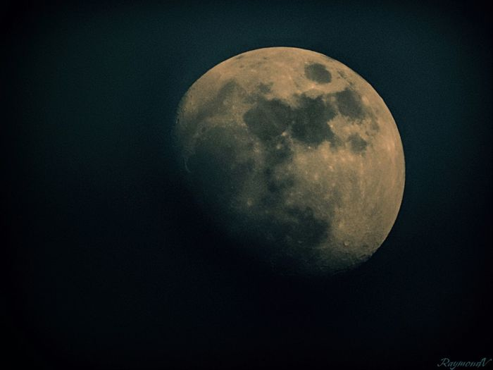 Night Photography Sky_collection Moon Goodnight Moon