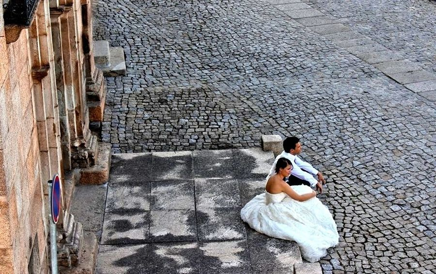 who says the bride is always late??? The Story Behind The Picture Photo Taking Photos Eye4photography