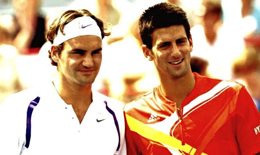 Wimbledon Finale: Federer vs Djokovic Wimbledon Federer Djokovic Rogerfederer