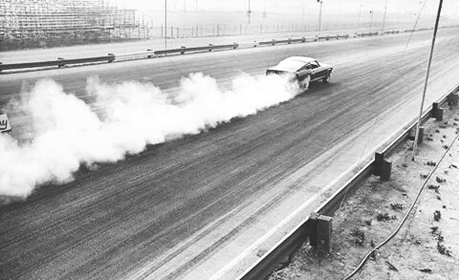 Ford Mustang Race Car Dream Car