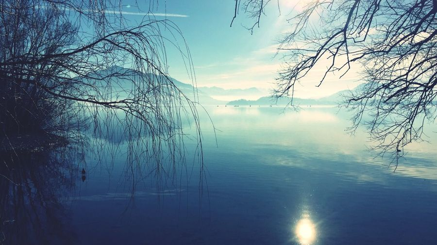 Zugersee, Switzerland Zug Lake Rigi Winter First Eyeem Photo