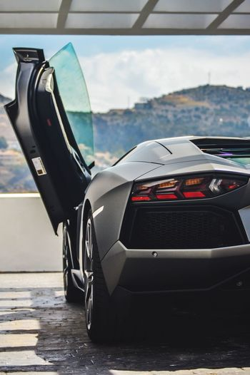 Car Lamborghini Aventador Lamborghini Supercar Art Summer Automotive Automobile First Eyeem Photo EyEmNewHere The Photojournalist - 2017 EyeEm Awards
