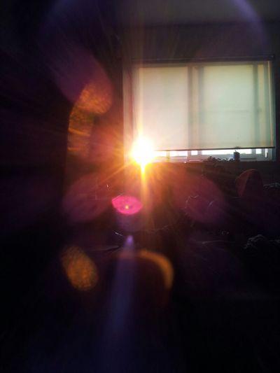 The refraction of sun light First Eyeem Photo