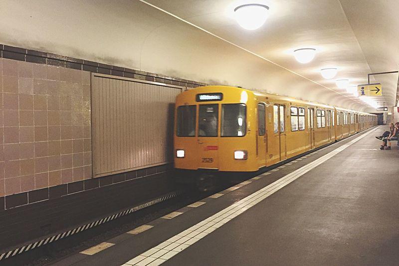 Ubahn Subway