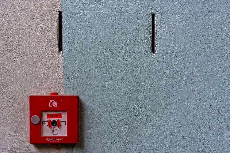 fire detector Fire Alarm Equipment; Fire; Alarm; Safety; System; Red; Panel; Emergency; Security; Evacuation; Sign; Alert; Center; Equipment; Bell; Danger; Rescue; Break; Button; Protection; Prevention; Building; Push; Information; Warning; Box; Wall; Isolated; Symbol; Façade Wall - Building Feature Red Fire Alarm Built Structure Safety No People Protection Architecture Control Day Security Close-up Accidents And Disasters Emergency Equipment Outdoors Wall Box Technology Connection Urgency Power Supply Push Button