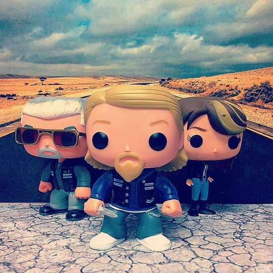 I just ordered Clay, Jax, & Gemma. I need Juice and Bobby and then my SOA collection is complete! !! Sonsofanarchy Jaxteller CharlieHunnam