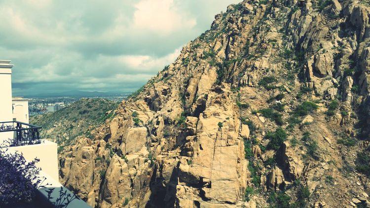 Cabo San Lucas Mountainside Mountain View Mountains Mountain Hillside Mexico Vacation Nature
