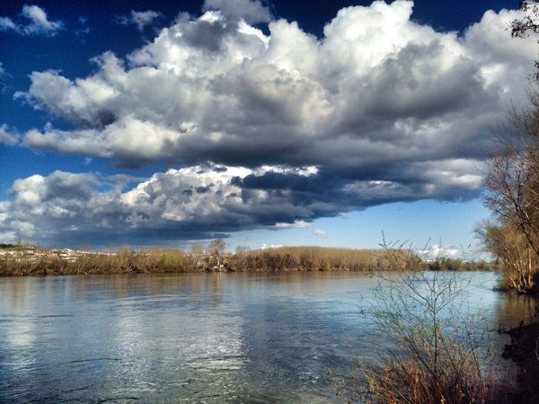 Bu şehri seviyorum Edirne River Meriç Sky