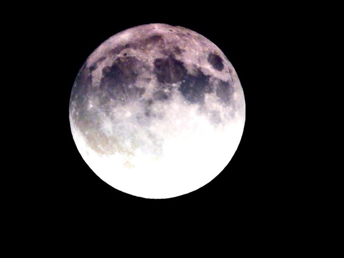 Moon Beauty In