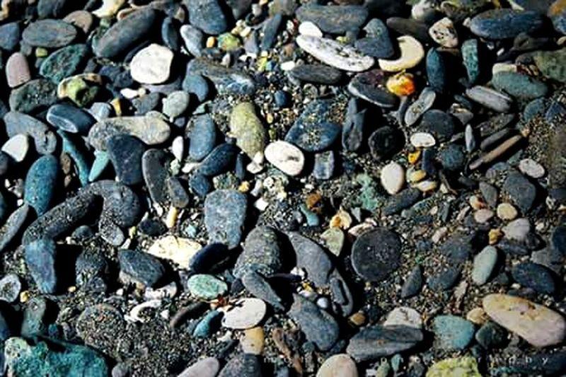 Peble Rock Stones Riverside Betab Valley Kashmir
