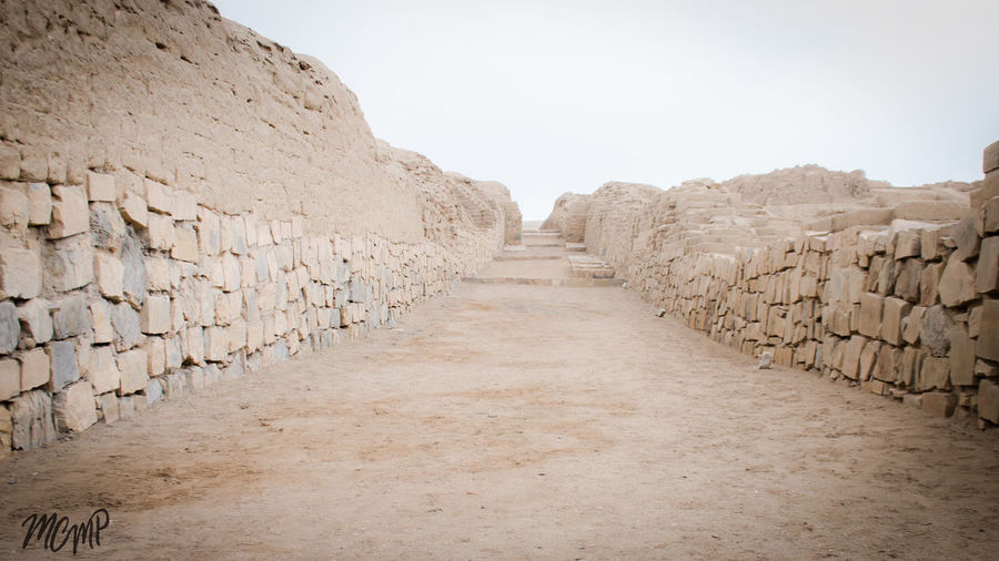 Pachacamac Lima Lima-Perú Nature Peru Peru Traveling Ancient Ancient Architecture Ancient Civilization Architecture Day Historic History In A Row Nature_collection No People Old Ruin Outdoors Peruvian Preinca Preincas Sky Streetphotography