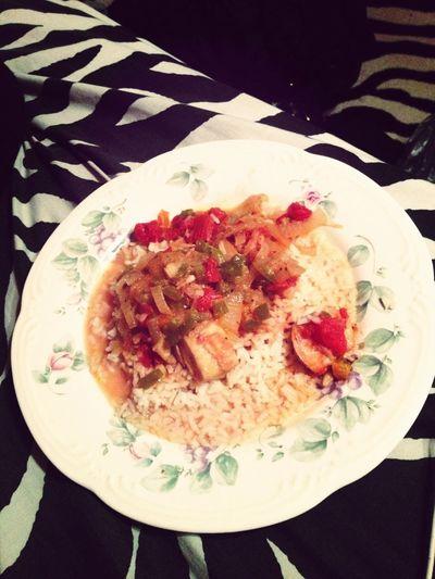 Made Myself Some Dinner