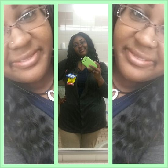 Been gone for a while but im back !!!!  Morning  Wally World Day Job