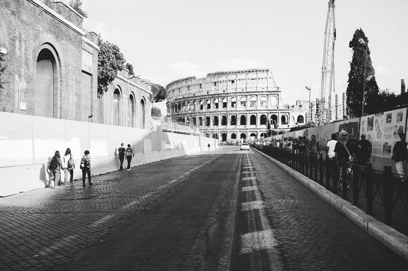 Work in progress Ancient Ancient Architecture Architecture Colosseo Colosseum Fuji X100s FUJIFILM X100S Landmark Old Streetphotography The Colosseum, Rome VSCO Vscofilm X100S
