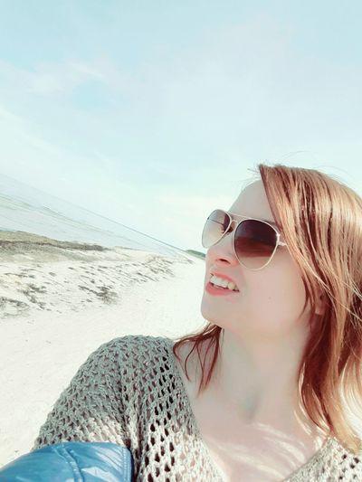 Samsungphotography Galaxya5📱 Relaxing Enjoying Life Smile :) Sunny Day Beach Jurmala Beautiful Nature Weekend Activities That's Me