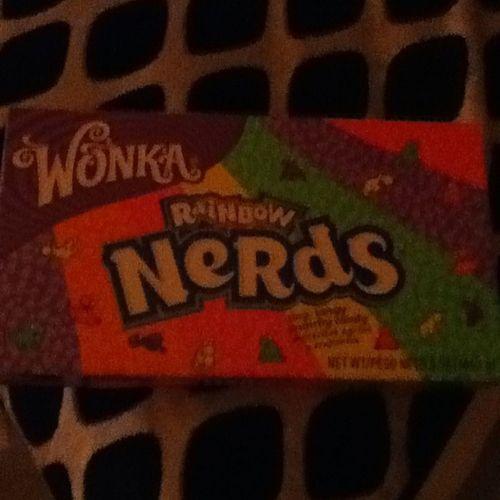 Wonka Rainbow Nerds!<3 Wonka Nerds WonkaRainbowNerds Yumm Lush Sweets Candy L4l Like L4like Likeit Like4like T4l Tag4l Tag4like Follow Followme Likeit Loveit Goood Like Follow Muchlove