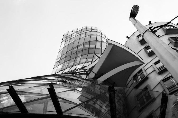 Low Angle View Architecture Built Structure Building Exterior Clear Sky Building Travel Destinations