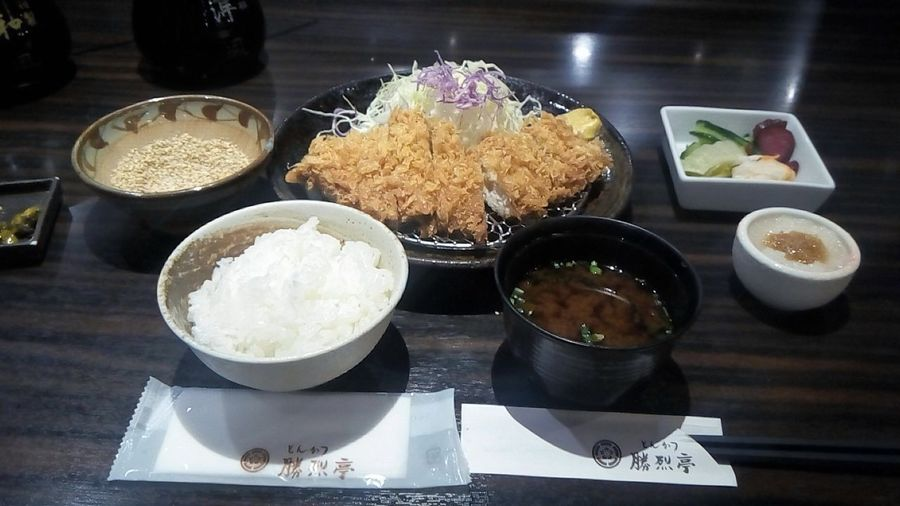 Japan Food 熊本県 とんかつ Close-up Food And Drink