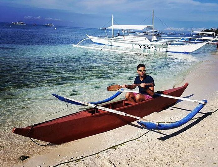Bohol Panglaoisland Panglao Boat French Dunkerque Lille Instagram Insta Instagood Phillipines