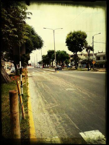 Mansiche avenue !! :)