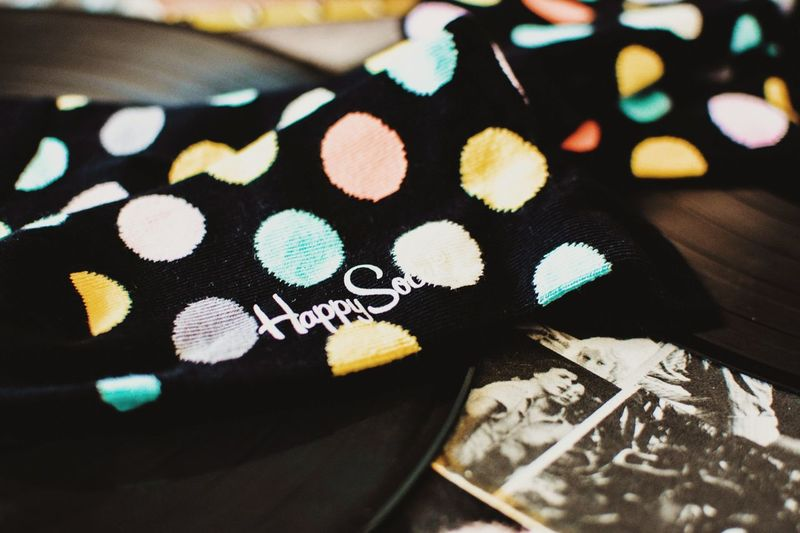 🔅Indoors  Close-up Socks Socksoftheday Happysocks Happysocksofficial EyeEmNewHere Photography Old Records Vintage Vintagelover