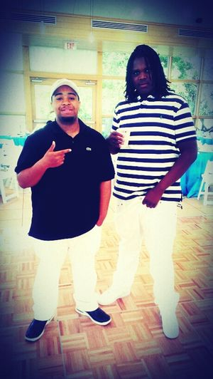 me and my bro Quinton